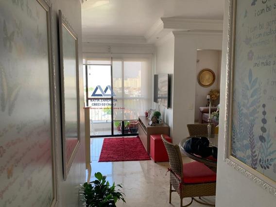 Apartamento Em Cambuci - São Paulo - 2399