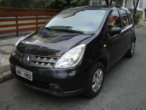 Nissan Livina 2010 1.8 S Flex Aut. 5p