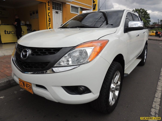 Mazda Bt-50 All New 3.2 Td 4x4 Aa At Fe