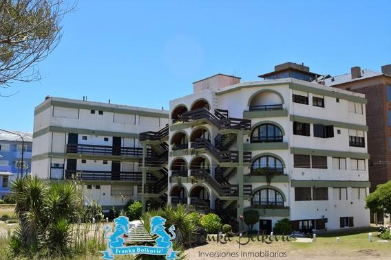 Pinamar Venta Departamento Cochera Playa Mar Ref 2123