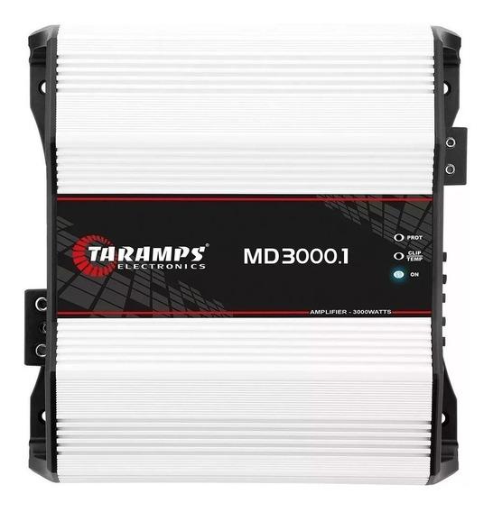 Módulo Amplificador Taramps Md-3000 W Rms 4 Ohms