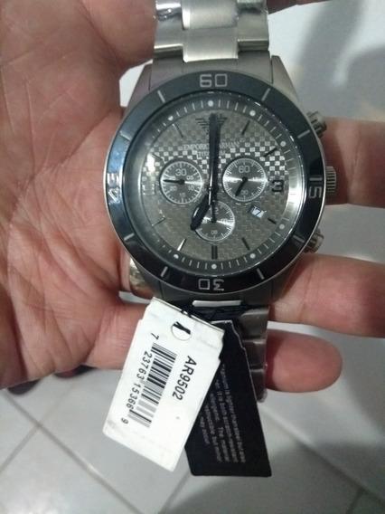 Relógio Titanium Empório Armani