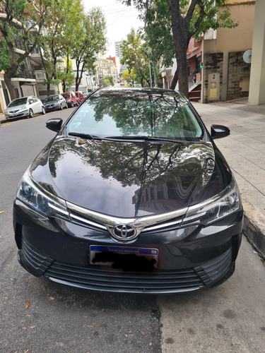 Toyota Corolla 2018 1.8 Xli Mt 140cv