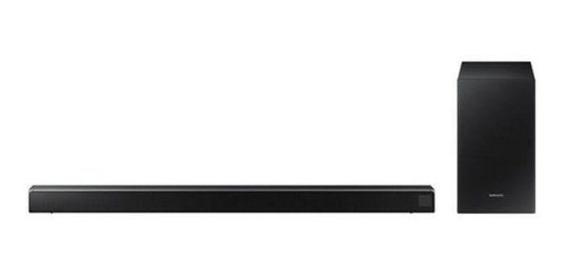 Soundbar Samsung Hw-r550/zd 2.1 Canais 320w Som Surround Blu