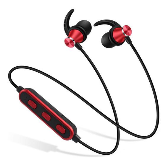 Gules Fone De Ouvido Bluetooth Com Pescoço E Duas Orelhas Bl