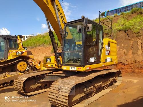Escavadeira Caterpillar 320 Long Reach - 2020