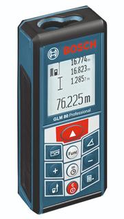 Medidor Laser Mod.06010723g0 Glm 80 Bosch