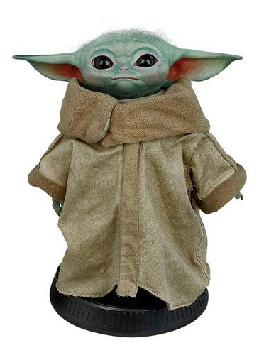 Imagem 1 de 7 de Estátua The Child 1/1 - Star Wars The Madalorian - Sideshow