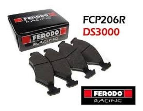 Pastillas De Freno Ferodo Fcp206r