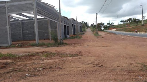 Área Em Distrito Industrial (prefeito José Augusto Ferrer De Mor, Vitória De Santo Antão/pe De 0m² À Venda Por R$ 250.000,00 - Ar527867