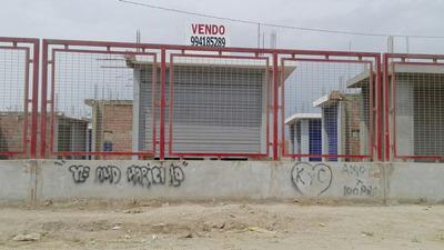 Local Comercial En Mega Mercado De Chincha