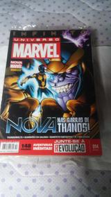 Universo Marvel - 3ª Série/panini - Diversos Volumes