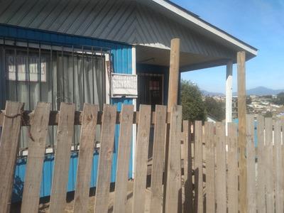 Horcón,.casa .con Rol, .recepción .municipal. Agua .y Luz