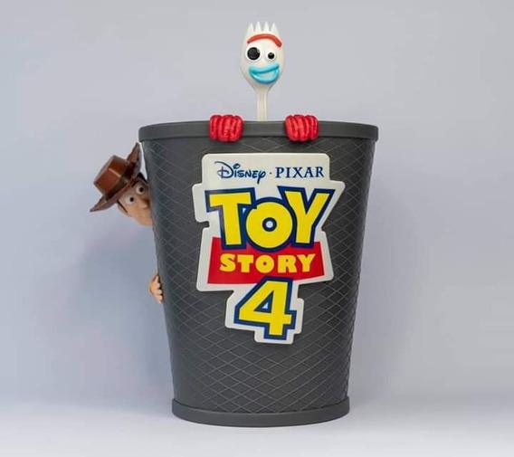 Palomera De Forky De Toy Story 4 De Cinemex Nuevo