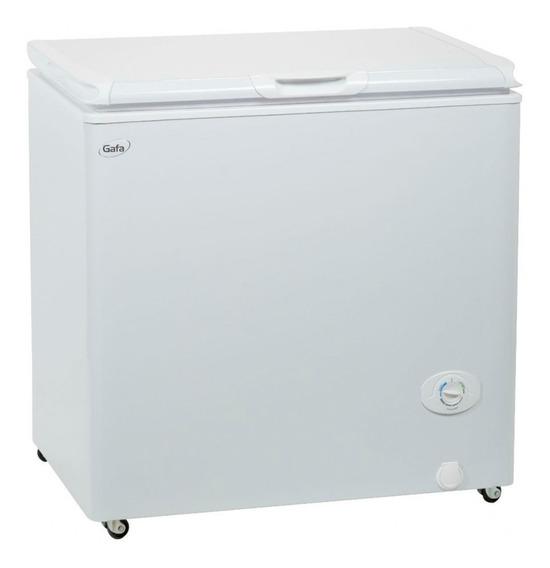 Freezer Horizontal Gafa Eternity 202l M 210 Plus Blanco