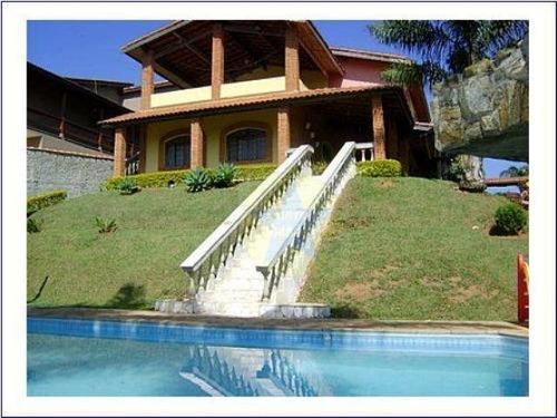 Chácara Com 3 Dormitórios À Venda, 1580 M² Por R$ 1.000.000,00 - Jardim Colina Do Sol - Bom Jesus Dos Perdões/sp - Ch0318
