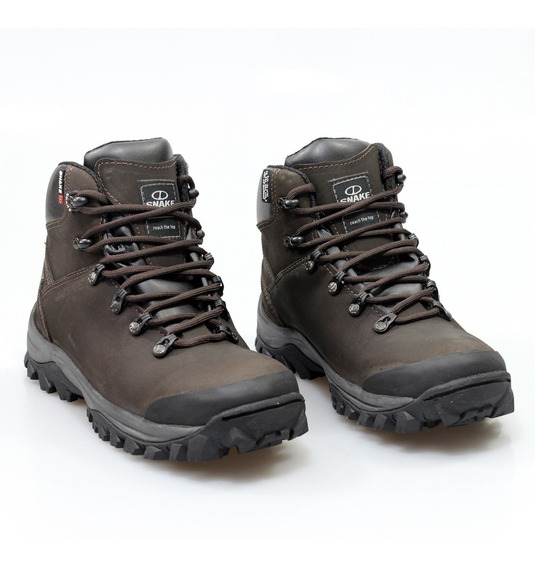 Bota Impermeável Snake Frame Light Ca Hiking