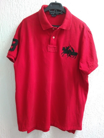 Playera Polo Big Pony Original Impecable
