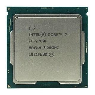 Procesador Intel Core i7-9700F BX80684I79700F 8 núcleos 128 GB