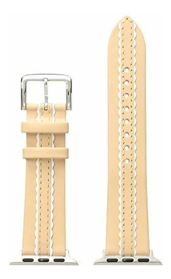 Kate Spade New York Kss003 - Correa Para Apple Watch (38 Mm,