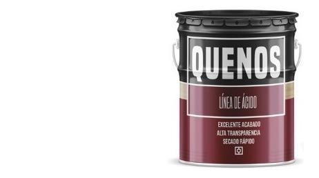 Fondo Negro Acido/ Para Maderas / Pintura / Cuñete