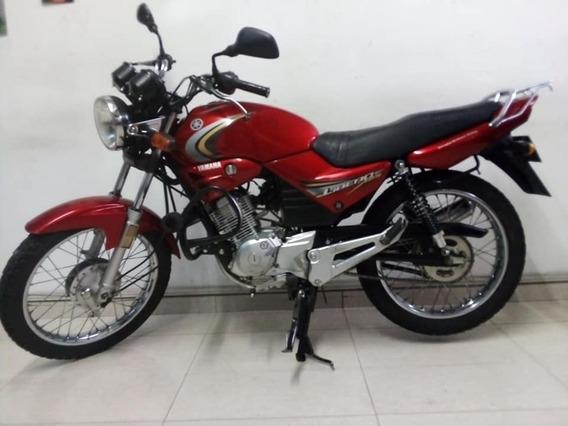 Yamaha Libero 125 Reparada