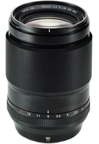 Lente Fuji Fujifilm Xf 90mm F/2.0r P/ Xpro2 Xt2 Xt20 Xh1 Xt3