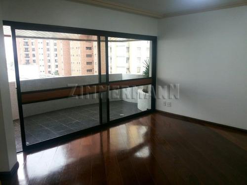 Imagem 1 de 15 de Apartamento - Moema - Ref: 114029 - V-114029