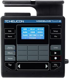 Tc Helicon Voicelive Touch 2 Efecto De Voz