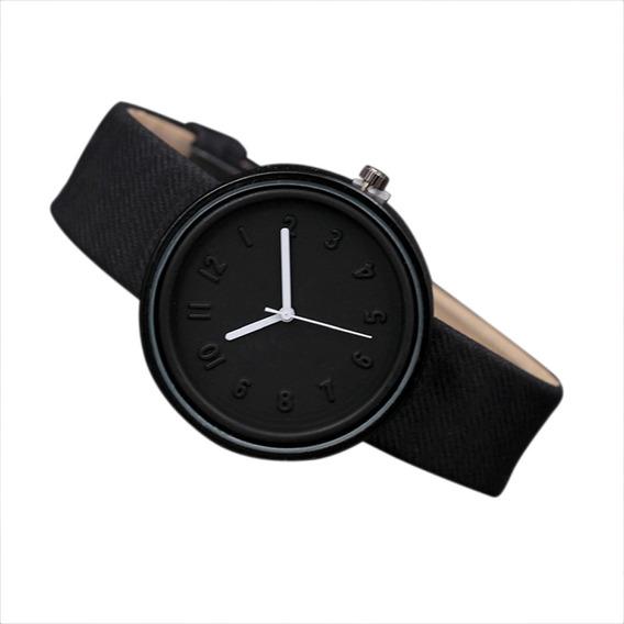 Relógio New Age Quartzo Jovem De Pulso Fashion 12x Sem Juros