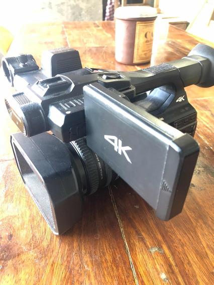 Panasonic Hc X1000 4k Impecável ! A7s Blackmagic Sony Fs5