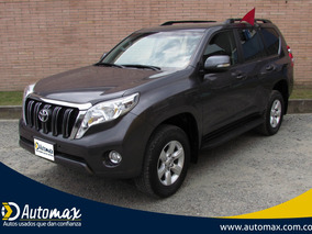 Toyota Prado Txl 4x4, At 3.0
