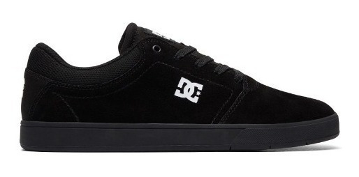 Tênis Dc Shoes Anvil 2 Tx Preto Black Cano Baixo