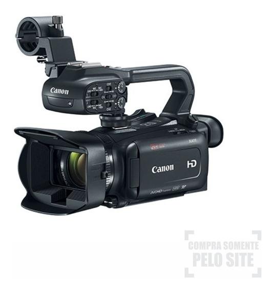 Filmadora Canon Xa11 Camcorder Compacta Full Hd