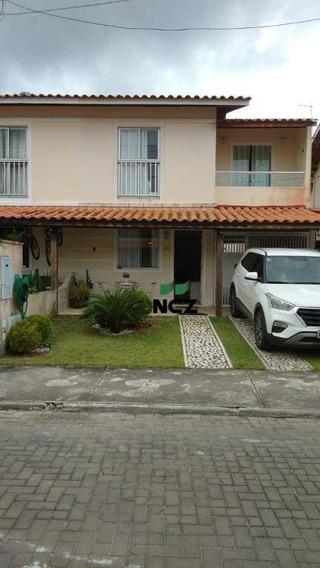 Casas Do Bosque Com 3 Dormitórios À Venda, 100 M² Por R$ 370.000 - Caji - Lauro De Freitas/ba - Ca3027
