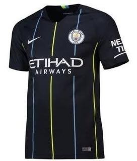 Kit Com Duas Camisas Do Manchester City