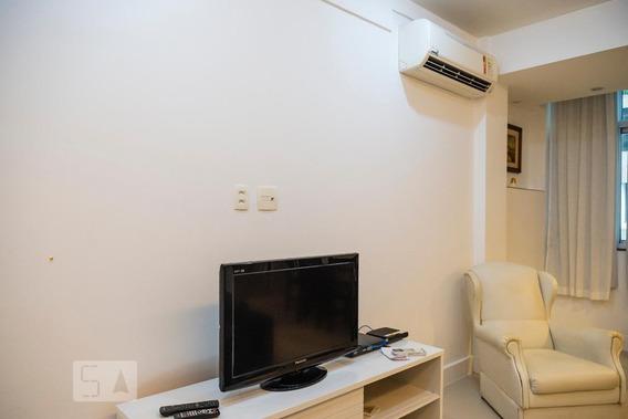 Apartamento Para Aluguel - Copacabana, 1 Quarto, 50 - 893011276