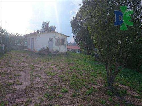 Chácara Com 2 Dormitórios À Venda, 1 M² Por R$ 230.000,00 - Estância Porto Velho - Jacareí/sp - Ch0028