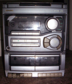 Micro System Aiwa. Mod:cx-ns205lh