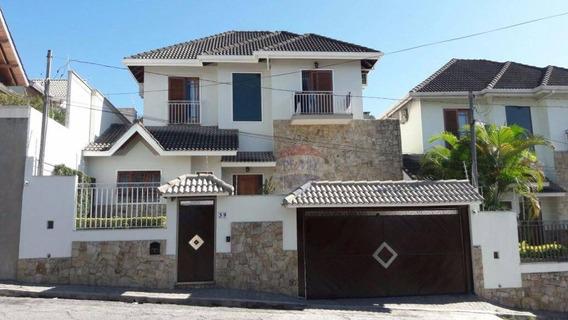 Sobrado Com 4 Dormitórios À Venda, 420 M² Por R$ 1.470.000,00 - Horto Florestal - São Paulo/sp - So0069