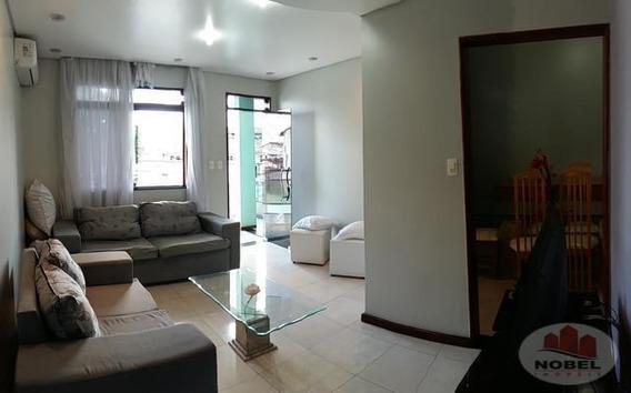 Apartamento Com 3 Dormitório(s) Localizado(a) No Bairro Caseb Em Feira De Santana / Feira De Santana - 4516