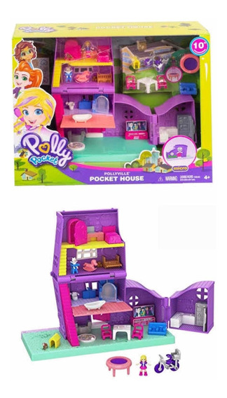 Polly Pocket Casa Micro