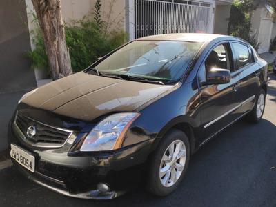 Nissan Sentra 2012 2.0 Aut