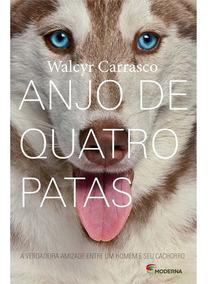 Livro Anjo De Quatro Patas