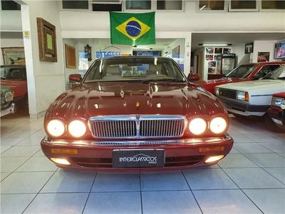 Jaguar Xj6 4.0 V6 24v Gasolina 4p Automático