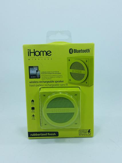 Ihome Wireless- Caixa De Som Portátil Bluetooth