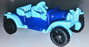 Fórmula 1 - Carrinho Anos 90 Plástico Bicolor