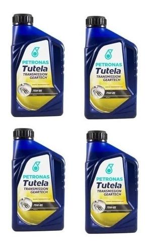 4 Litros Oleo Cambio 75w85 Sintetico  Petronas Tutela