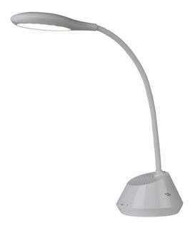 Lampara Portatil Con Parlante Sensor Tactil Flexible 360