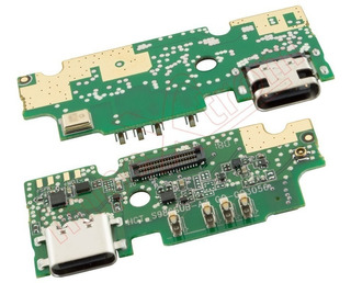 Placa De Carga Ulefone Para Power 3 E 3s Mt6763 Pronta Ent